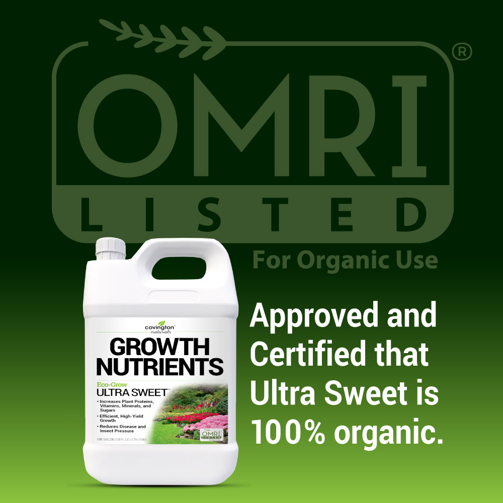 Covington Naturals Growth Nutrients Ultra Sweet