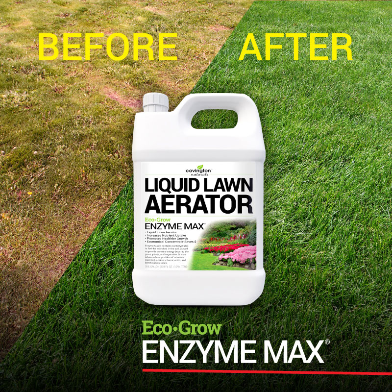 Covington Naturals Liquid Lawn Aerator with Enzyme Max